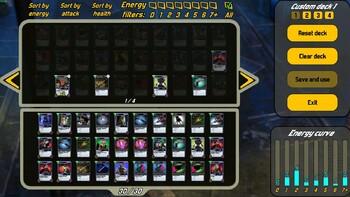 Screenshot8 - Urbance Clans Card Battle!