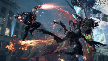 Screenshot2 - Devil May Cry 5