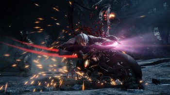 Screenshot3 - Devil May Cry 5