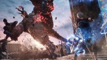 Screenshot4 - Devil May Cry 5