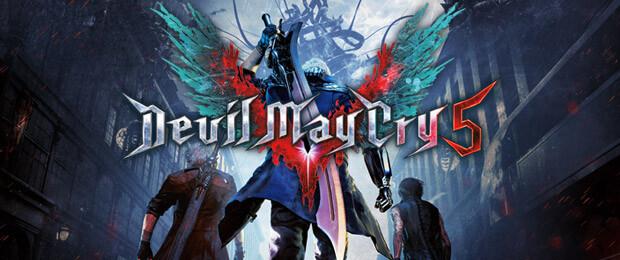 Tout ce qu'il faut savoir sur Devil May Cry 5