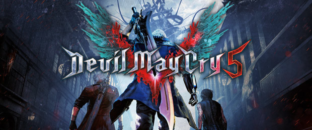 Devil May Cry 5 - V Trailer shows off the mysterious new playable character