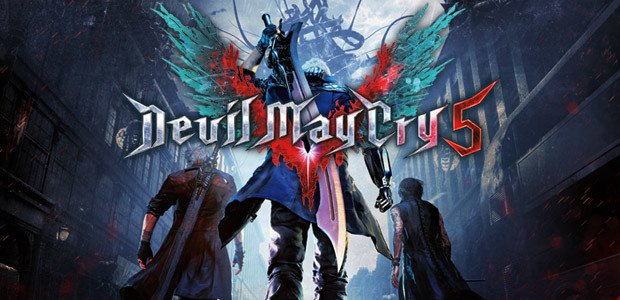 Devil May Cry 5 - Cover / Packshot