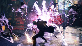 Screenshot1 - Devil May Cry 5 - Deluxe Edition