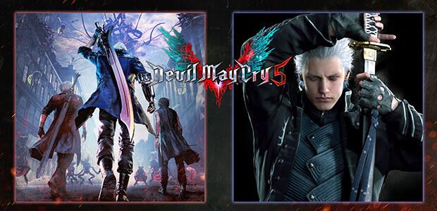 Devil May Cry 5 + Vergil