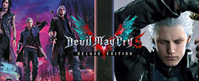 Devil May Cry 5 Deluxe + Vergil