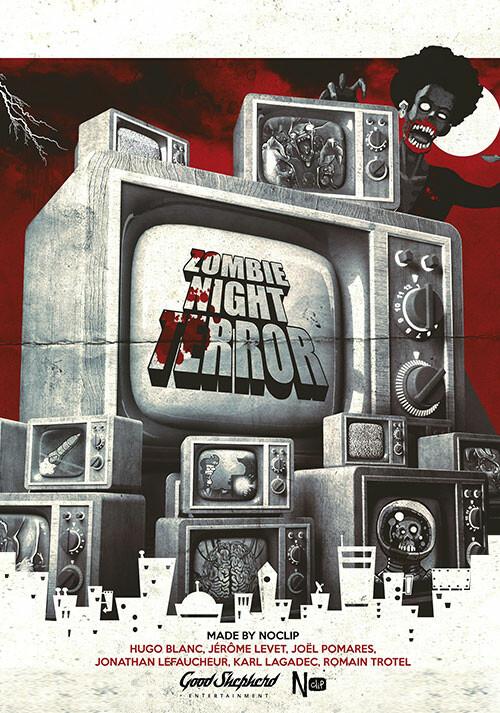 Zombie Night Terror - Cover