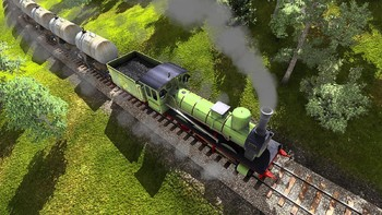 Screenshot1 - Train Fever