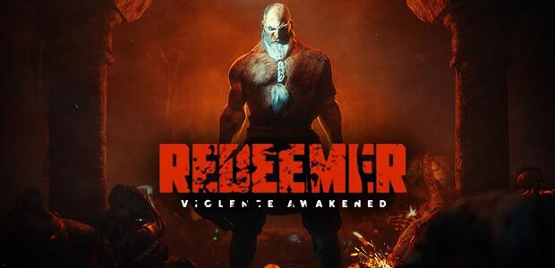 Redeemer: Enhanced Edition - Cover / Packshot
