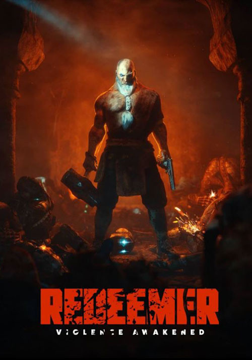 Redeemer: Enhanced Edition - Cover / Packshot
