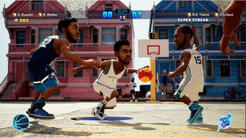 Screenshot3 - NBA 2K Playgrounds 2