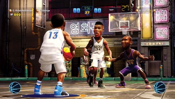 Screenshot1 - NBA 2K Playgrounds 2