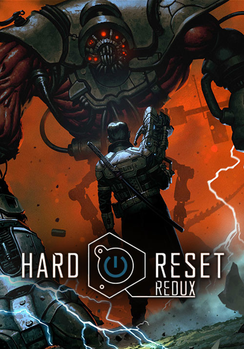 Hard Reset Redux - Cover / Packshot