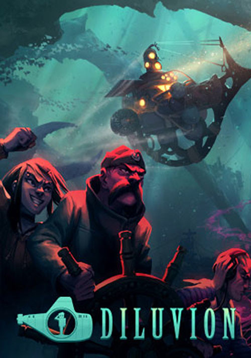 Diluvion - Cover