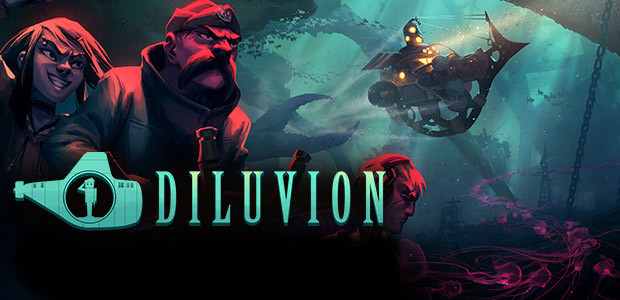 Diluvion - Cover / Packshot