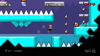 Screenshot10 - Mutant Mudds Deluxe