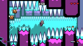 Screenshot2 - Mutant Mudds Deluxe