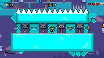 Screenshot3 - Mutant Mudds Deluxe