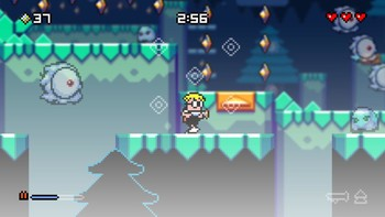 Screenshot4 - Mutant Mudds Deluxe