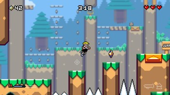 Screenshot6 - Mutant Mudds Deluxe