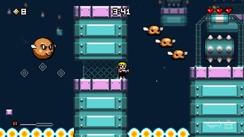 Screenshot7 - Mutant Mudds Deluxe