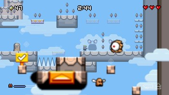 Screenshot8 - Mutant Mudds Deluxe
