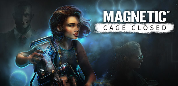 Magnetic: Cage Closed - Cover / Packshot
