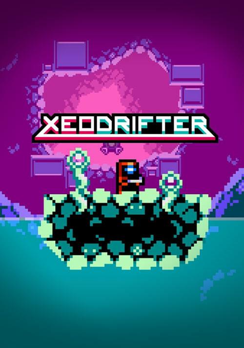 Xeodrifter - Cover / Packshot