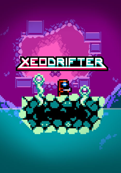 Xeodrifter - Cover / Packshot
