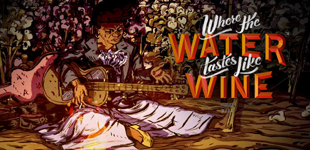 Where the Water Tastes Like Wine - Cover / Packshot