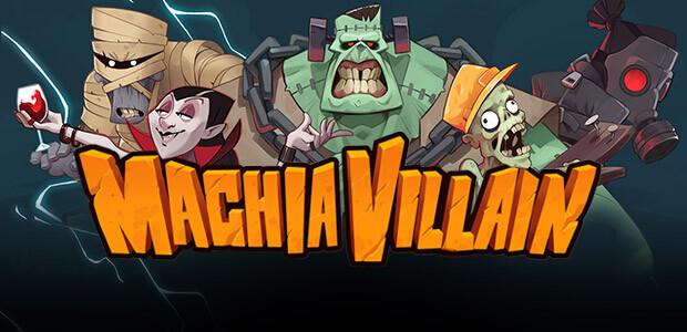MachiaVillain - Cover / Packshot