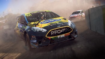 Screenshot1 - DiRT Rally 2.0 Deluxe Edition