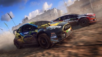 Screenshot3 - DiRT Rally 2.0 Deluxe Edition