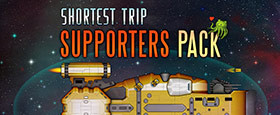 Shortest Trip to Earth - Supporters Pack