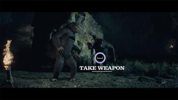 Screenshot5 - Planet der Affen - Die letzte Front