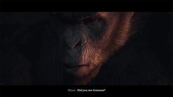 Screenshot3 - La Planète des Singes : dernière frontière