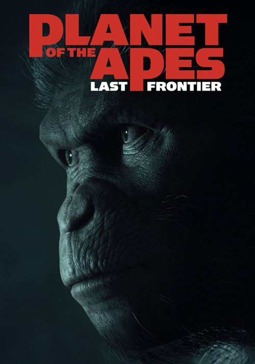 Planet of the Apes: Last Frontier - Cover