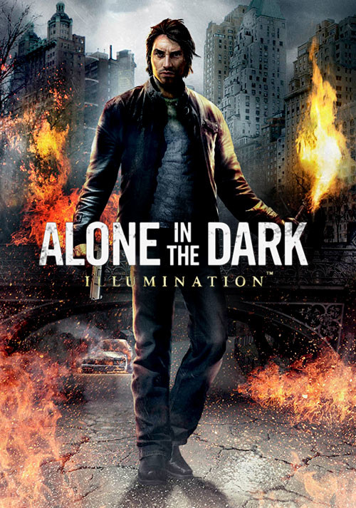 Alone in the Dark: Illumination - Cover / Packshot