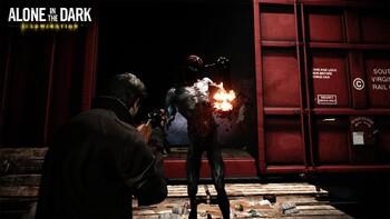 Screenshot5 - Alone in the Dark: Illumination