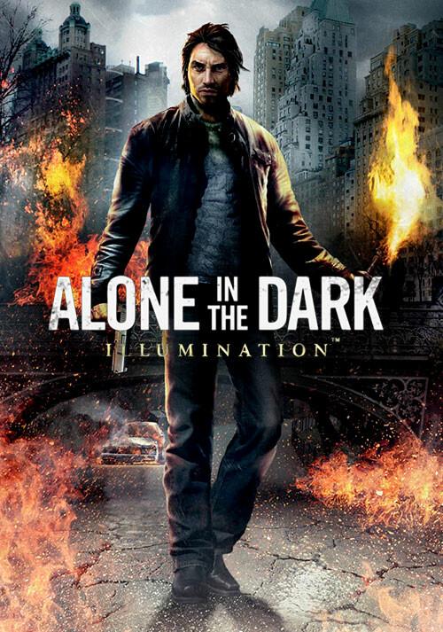 Alone in the Dark: Illumination - Cover / Packshot