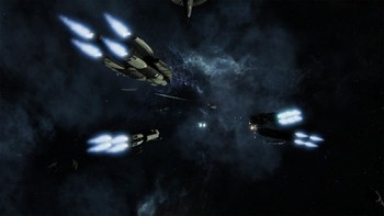 Screenshot1 - Battlestar Galactica Deadlock