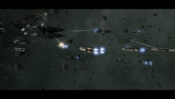 Screenshot4 - Battlestar Galactica Deadlock