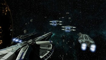 Screenshot2 - Battlestar Galactica Deadlock: Sin and Sacrifice (GOG)