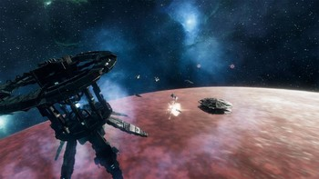 Screenshot4 - Battlestar Galactica Deadlock: Resurrection (GOG)