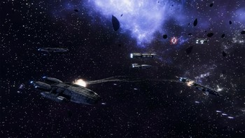 Screenshot6 - Battlestar Galactica Deadlock: Resurrection (GOG)
