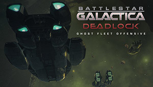 Battlestar Galactica Deadlock: Ghost Fleet Offensive