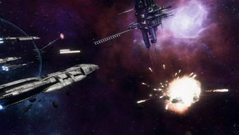 Screenshot10 - Battlestar Galactica Deadlock: Ghost Fleet Offensive (GOG)