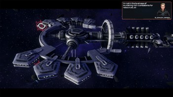Screenshot1 - Battlestar Galactica Deadlock: Ghost Fleet Offensive (GOG)