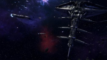 Screenshot7 - Battlestar Galactica Deadlock: Ghost Fleet Offensive (GOG)