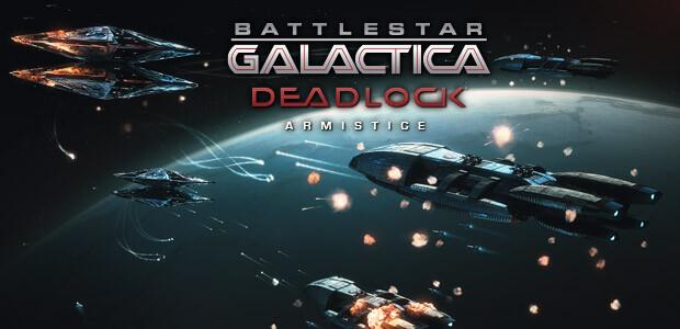 Battlestar Galactica Deadlock: Armistice (GOG) - Cover / Packshot